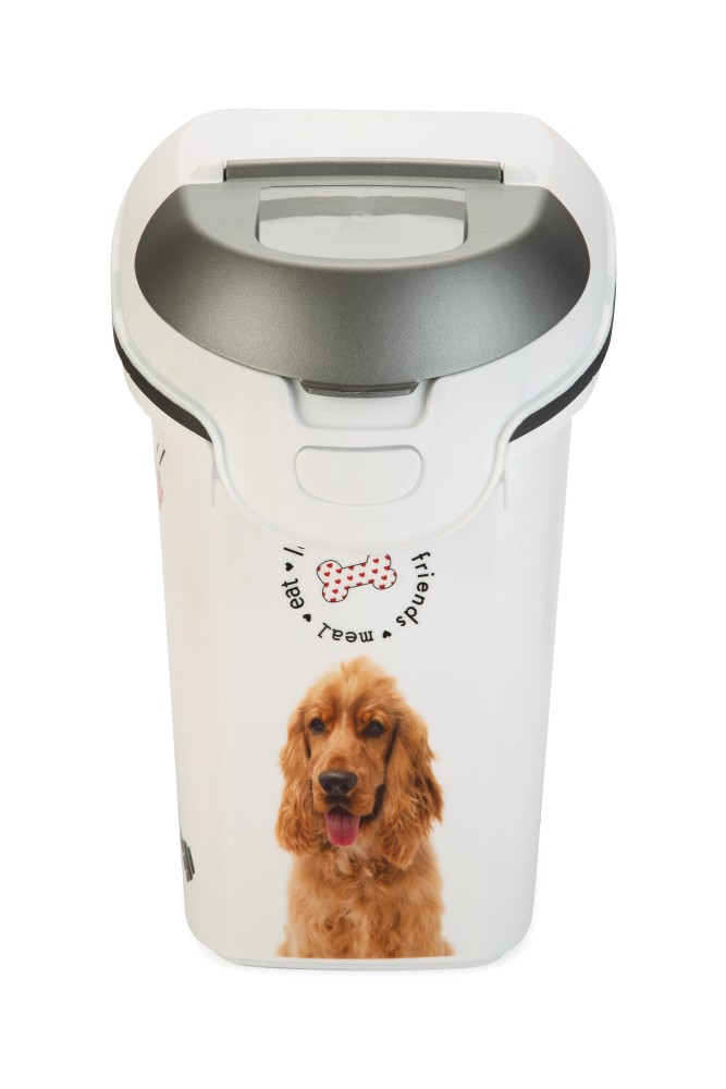 Curver voedselcontainer hond 15 ltr