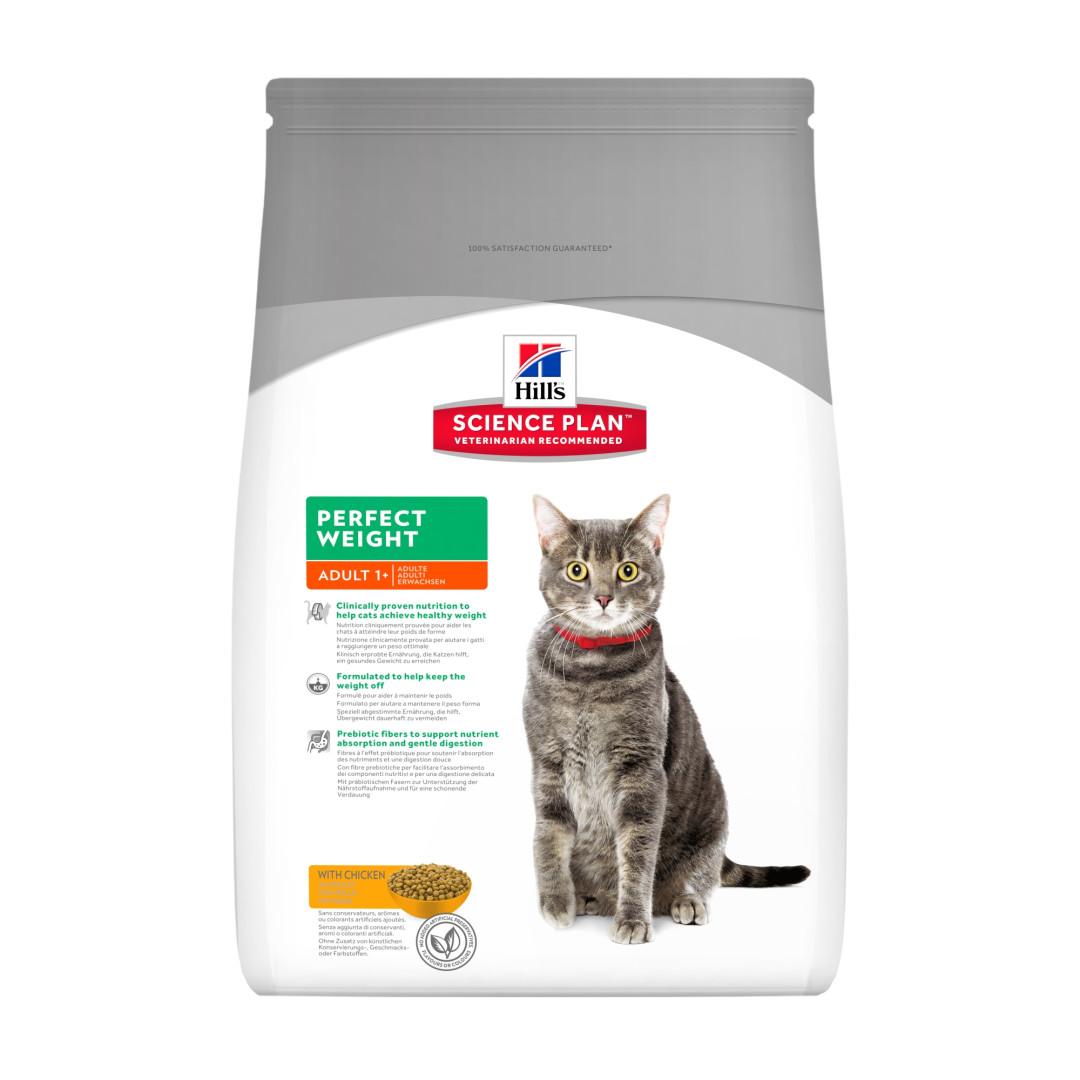 Hill's Science Plan kattenvoer Adult Perfect Weight 3 kg