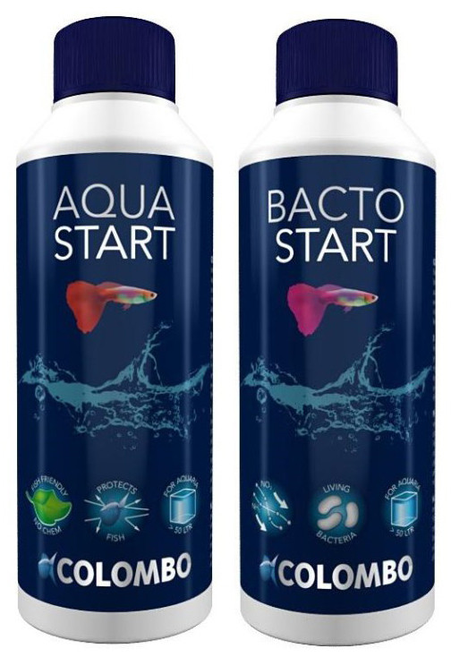 Colombo Aqua Start combipack 2 x 250 ml