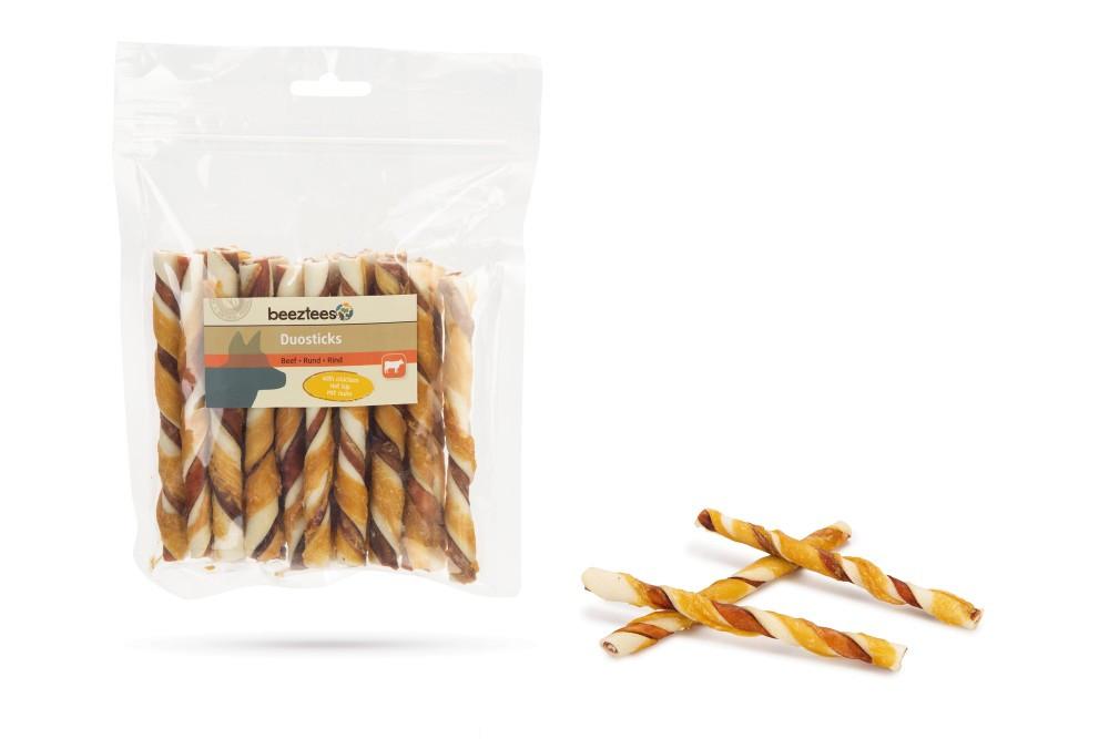 Beeztees culinair Duosticks met kip 20 st