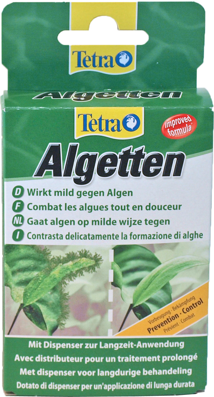 Tetra Algetten<br> 12 tabletten