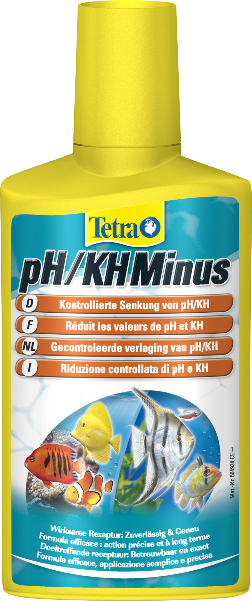 Tetra Aqua pH/KH Minus 250 ml