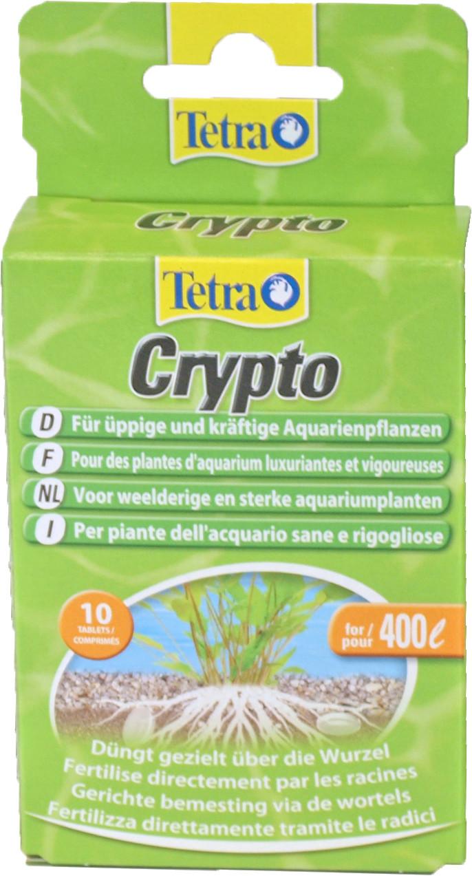 Tetra Crypto<br> 10 tabletten