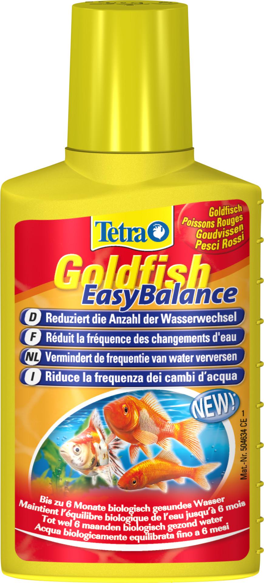 Tetra Goldfish Easy Balance 100 ml