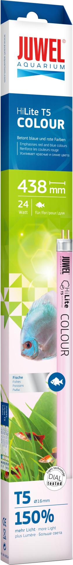 Juwel verlichting HiLite T5 Colour 438 mm <br>24 watt