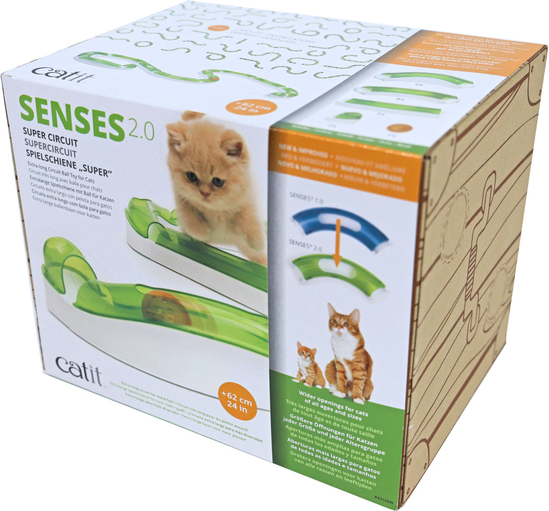 Catit Senses 2.0 Super circuit