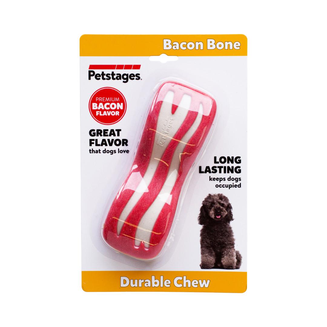Petstages Bacon Dental Bone
