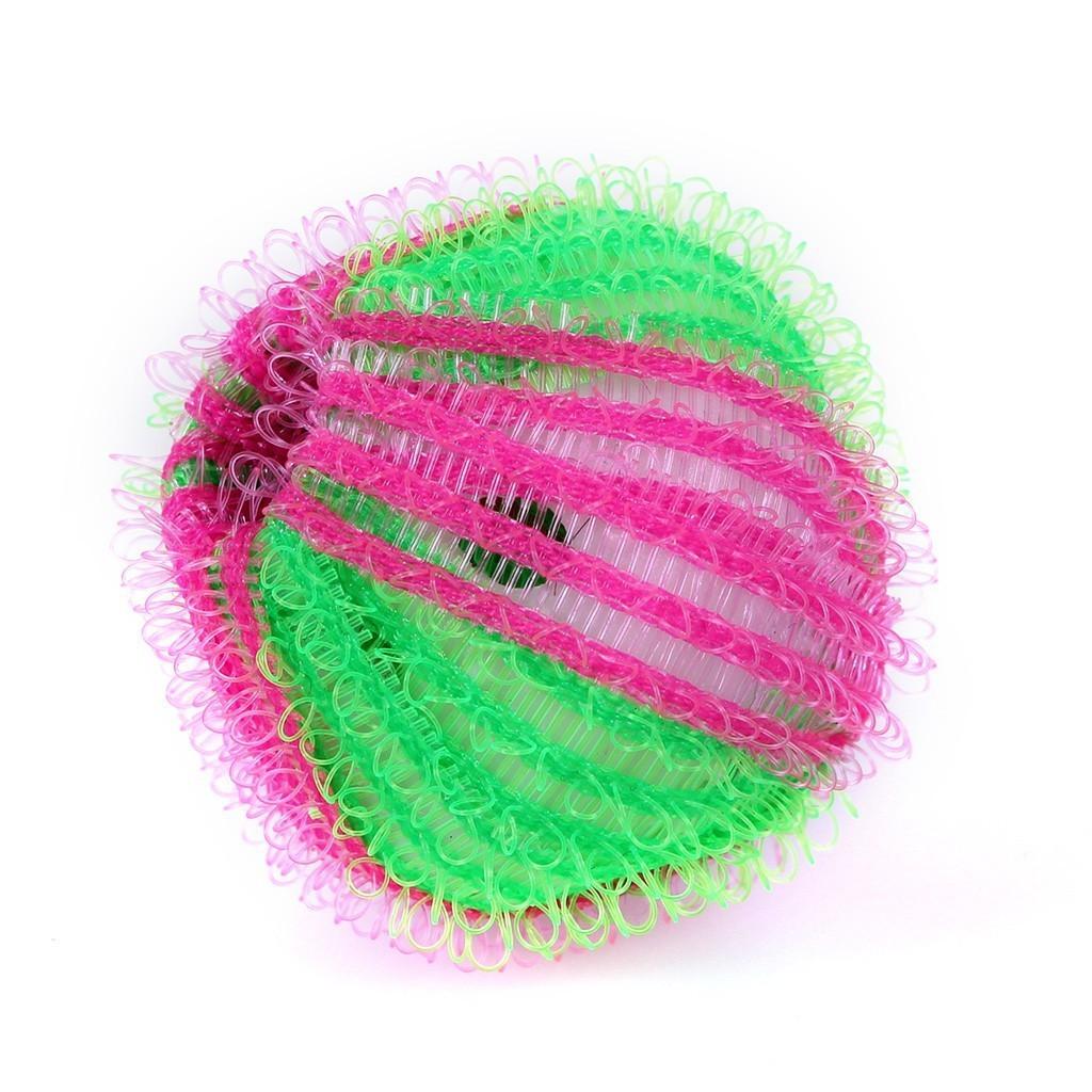 QHP wasballen mix kleuren 6 st