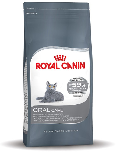 Royal Canin kattenvoer Oral Care 8 kg
