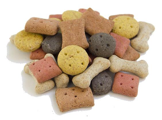 Jack Doggies Engelse koekjes 750 gr