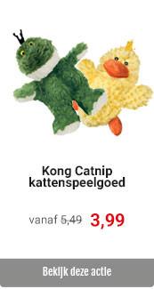 Kong Catnip voor 3,99