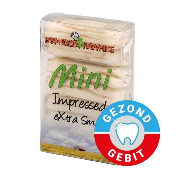 Farm Food Rawhide Dental MINI Impressed XS
