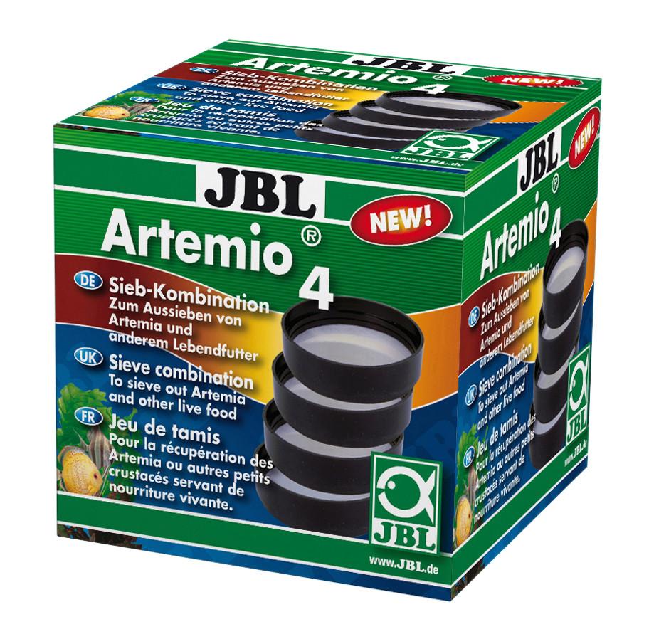 JBL Artemio 4 combinatie van zeefjes
