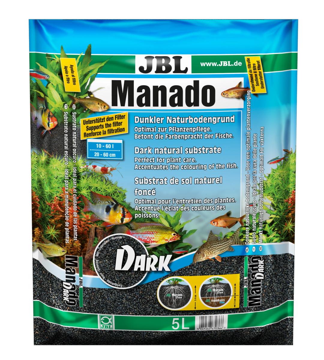JBL Manado Dark 5 ltr