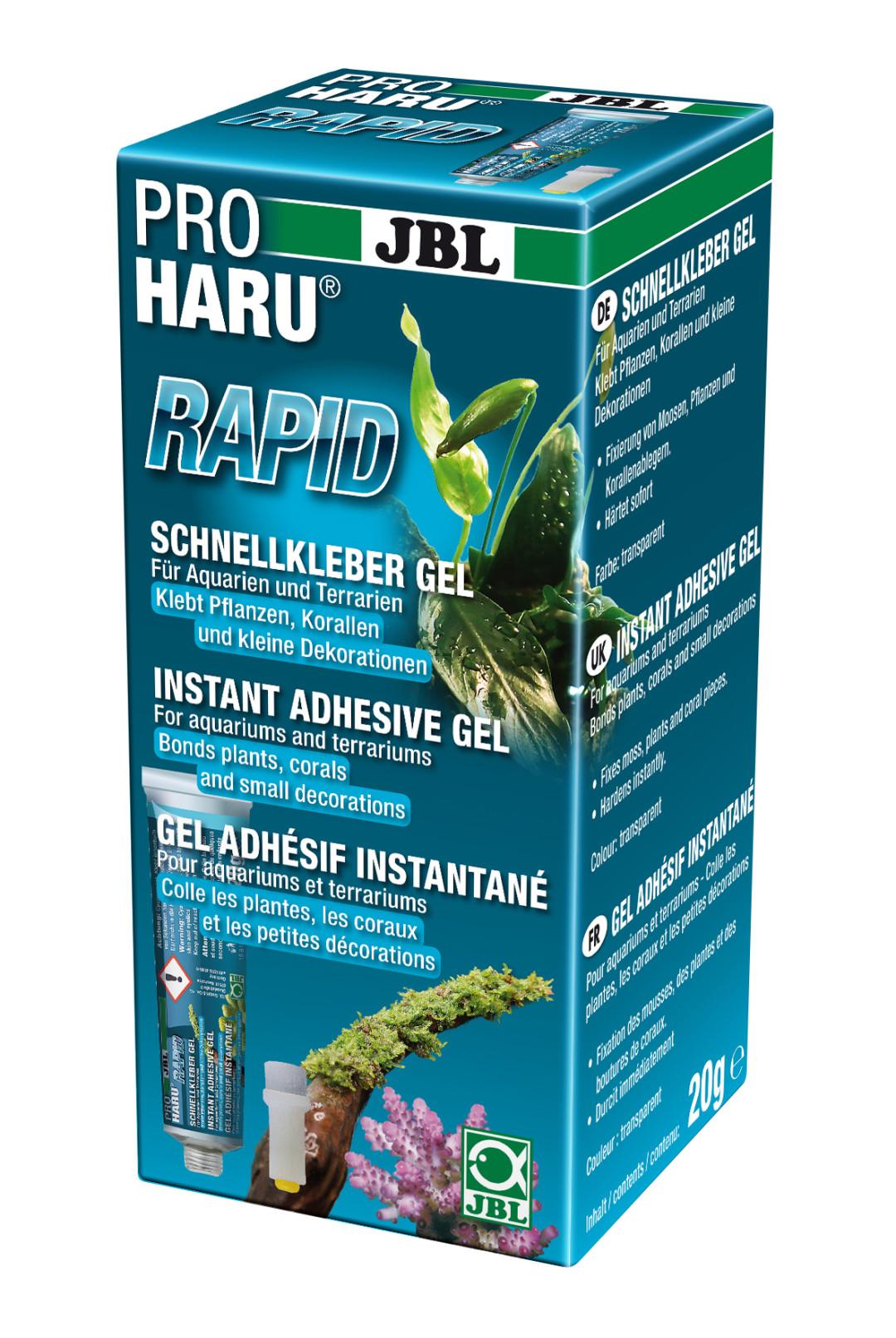 JBL ProHaru Rapid <br>20 gr