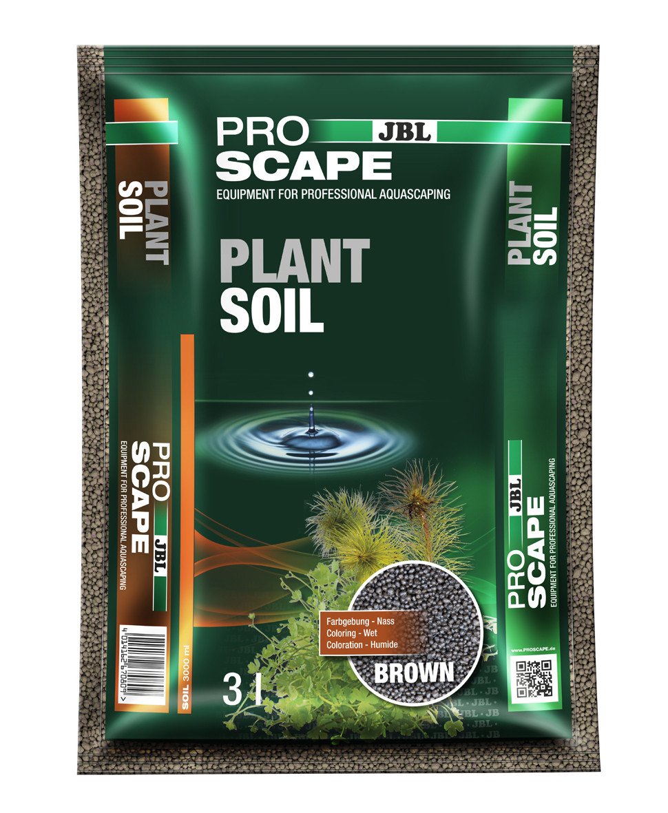 JBL ProScape PlantSoil brown 3 ltr
