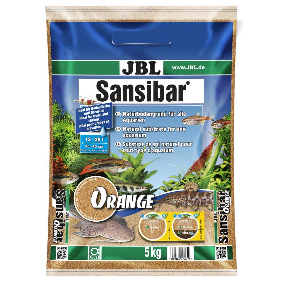 JBL Sansibar orange <br>5 kg