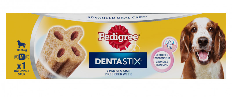 Pedigree DentaStix Medium 80 gr