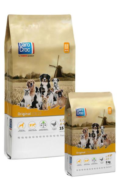 CaroCroc hondenvoer Original 15 kg