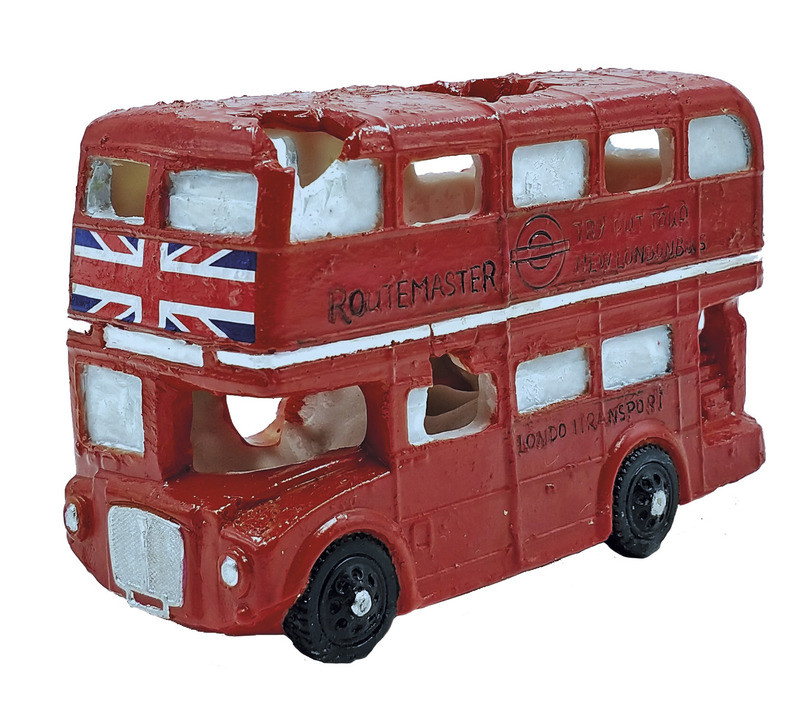 SuperFish DecoLED London bus