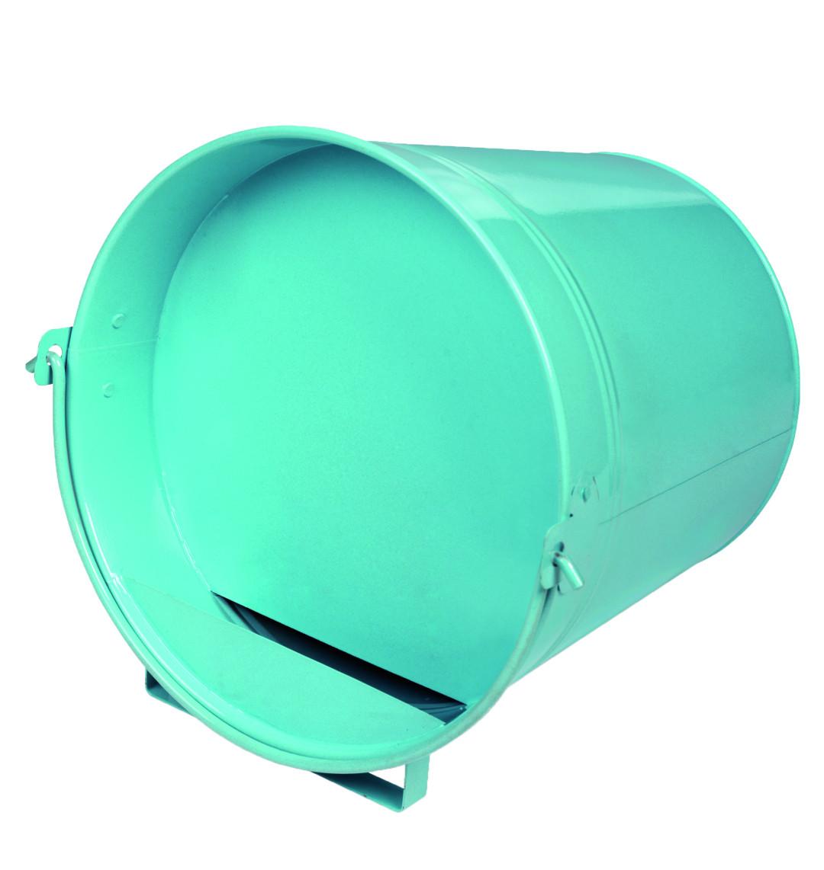 Gaun pluimvee drinkemmer 12 ltr blue