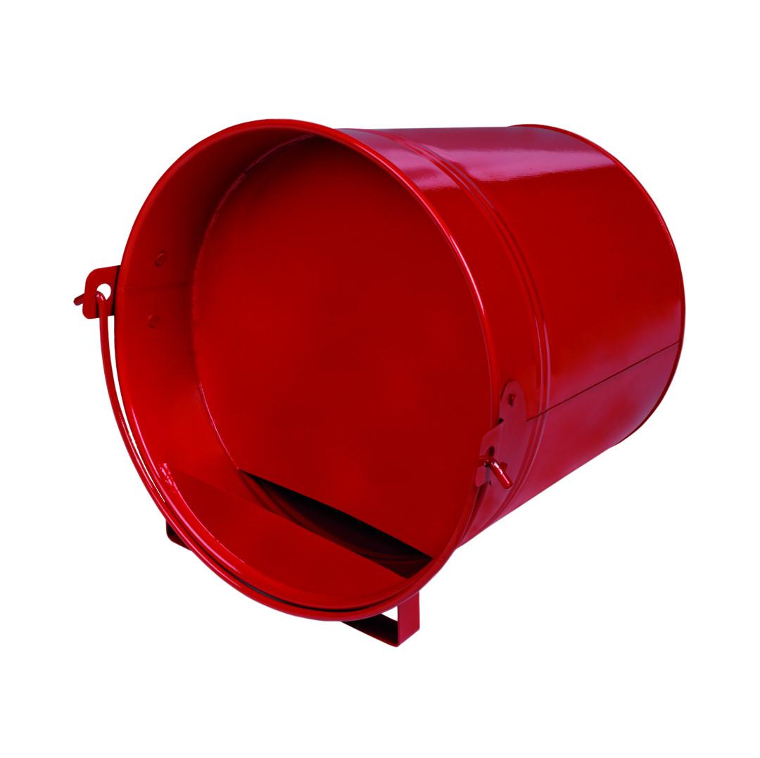 Gaun pluimvee drinkemmer 4 ltr red