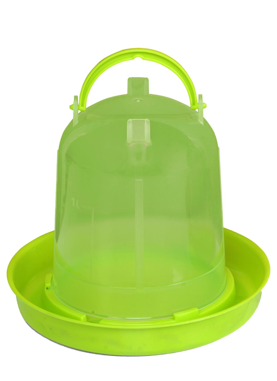 Gaun pluimvee drinktoren green lemon