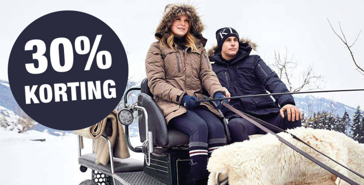 Ruitersport Wintersale, nu 30% korting!