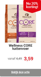 Wellness CORE kat 20% korting