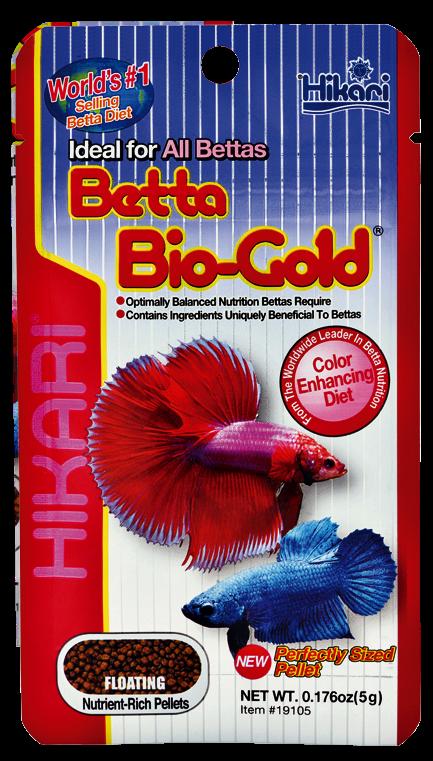 Hikari Betta Bio-Gold <br>20 gr
