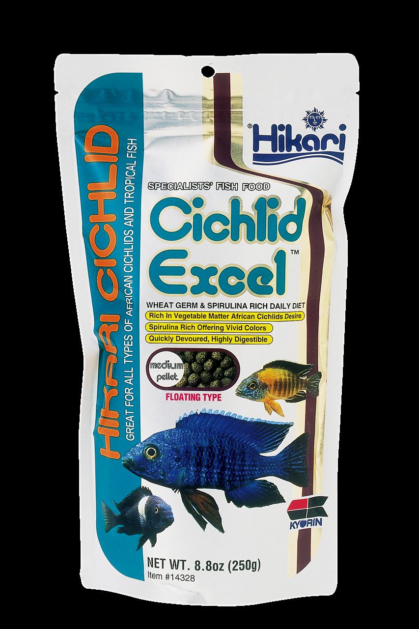 Hikari Cichlid Excel Medium 1 kg