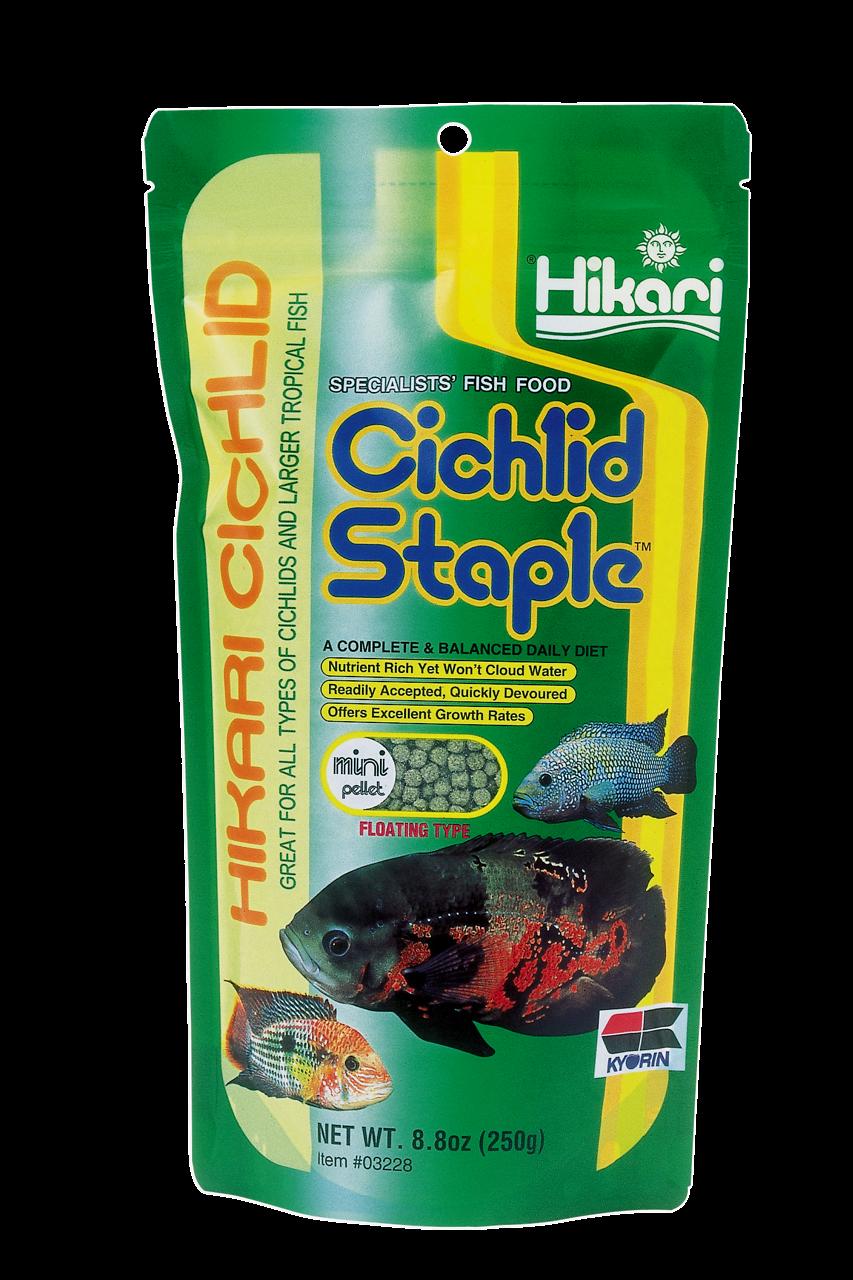 Hikari Cichlid Staple Mini 250 gr