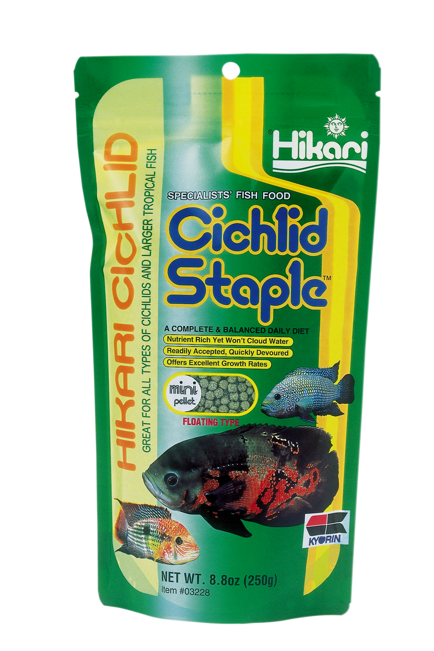 Hikari Cichlid Staple Mini 57 gr