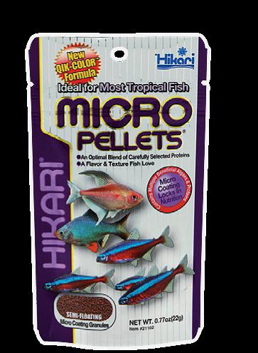 Hikari Micro Pellets <br>22 gr