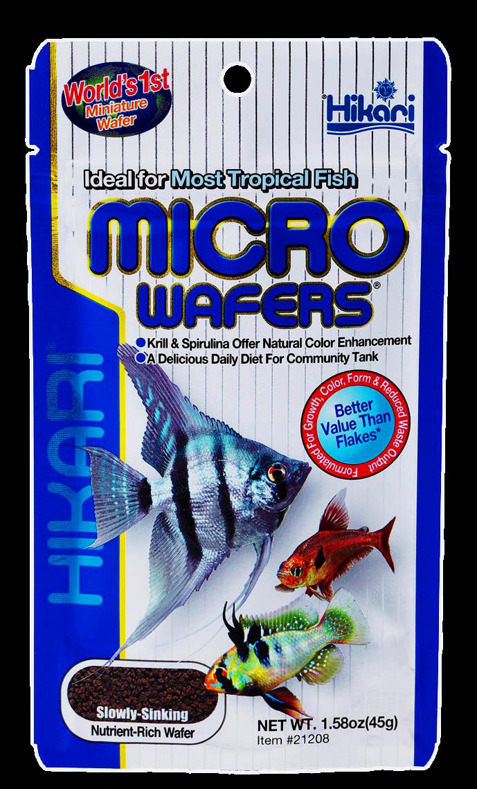 Hikari Micro Wafers <br>45 gr
