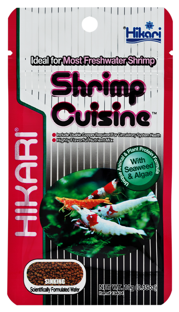 Hikari Shrimp Cuisine 10 gr