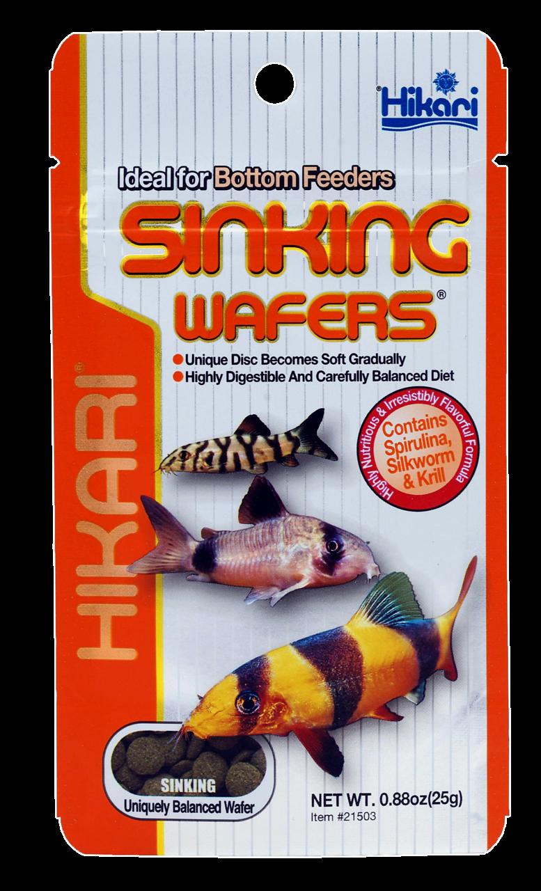 Hikari Sinking Wafers 25 gr
