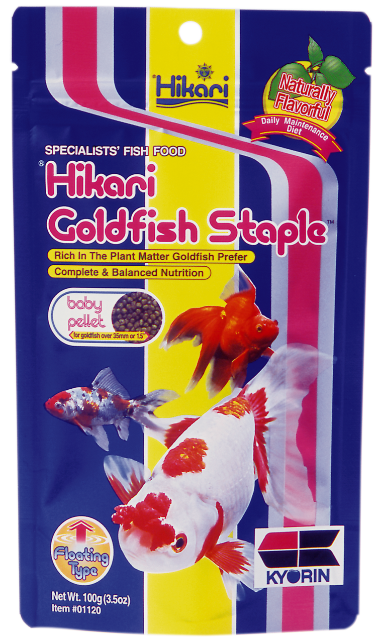 Hikari Goldfish Staple Baby 30 gr