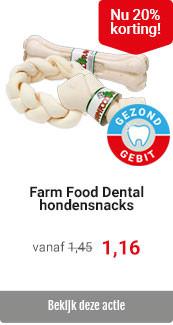 Farm Food Dental 20% korting