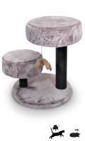 Petrebels krabpaal Kings & Queens Kate 80 ice-grey thumb