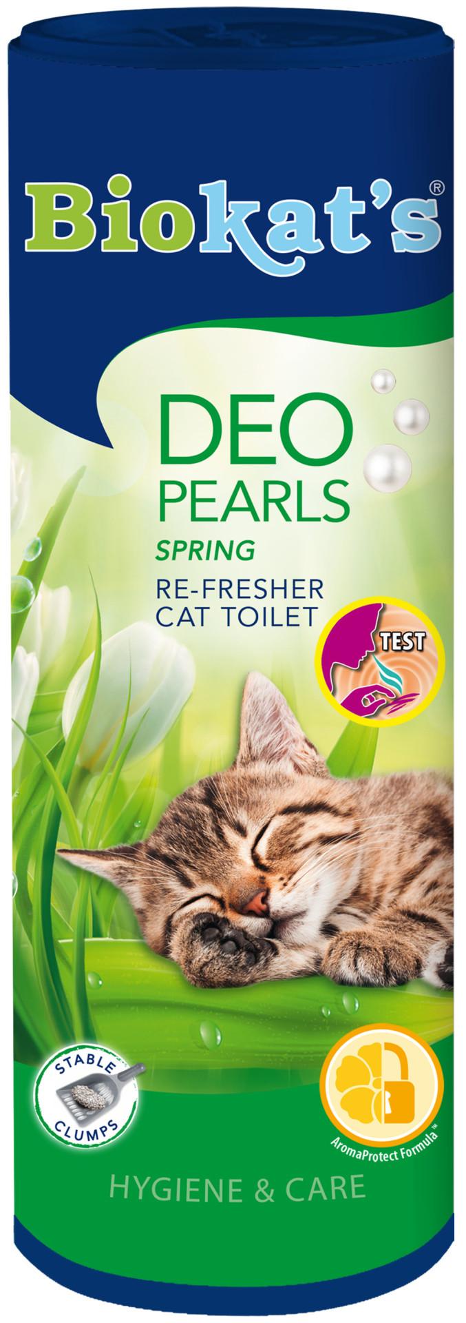 Biokat's Deo Pearls Spring 700 gr