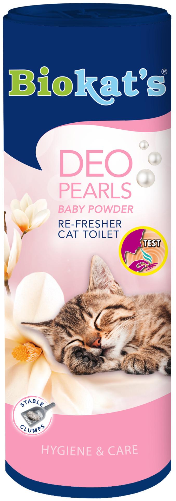 Biokat's Deo Pearls Baby Powder 700 gr
