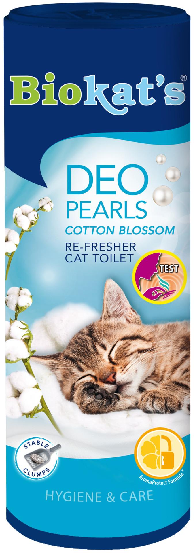 Biokat's Deo Pearls Cotton Blossom 700 gr