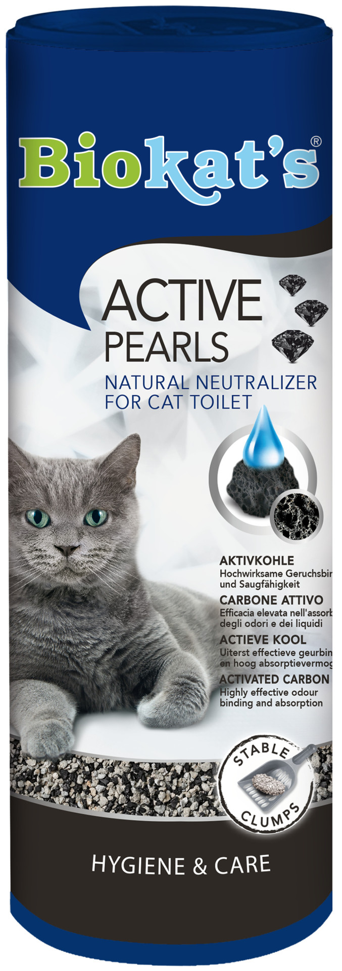 Biokat's Active Pearls 700 gr