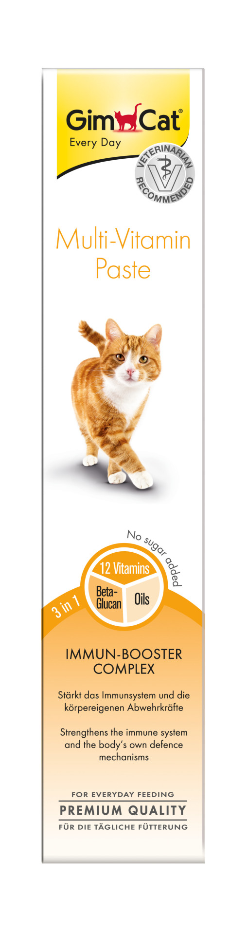 GimCat Multi-Vitamine pasta 50 gr