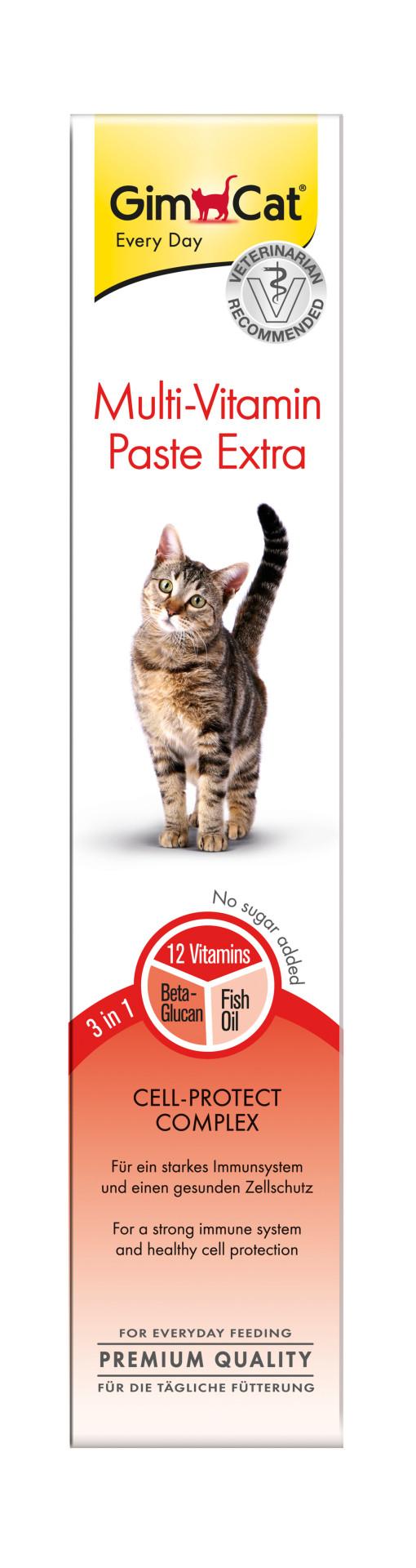 GimCat Multi-Vitamine pasta Extra 50 gr