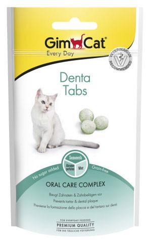 GimCat Denta-tabs<br>40 gr