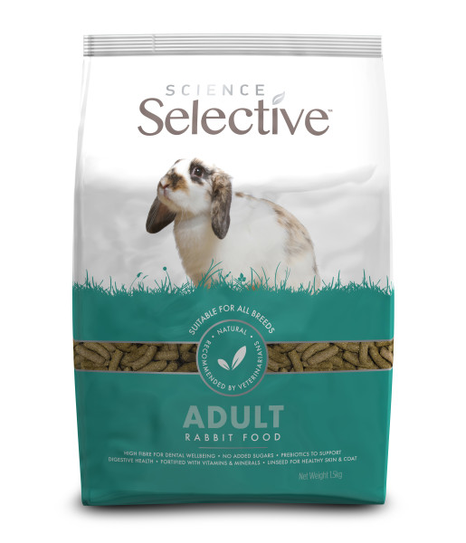 Supreme Science Selective Rabbit 1,5 kg