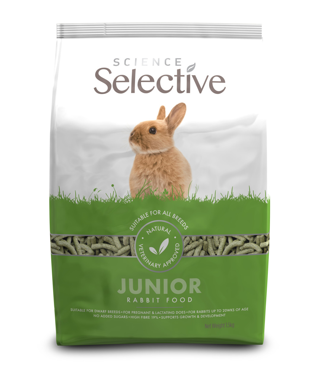 Supreme Science Selective Rabbit Junior 1,5 kg
