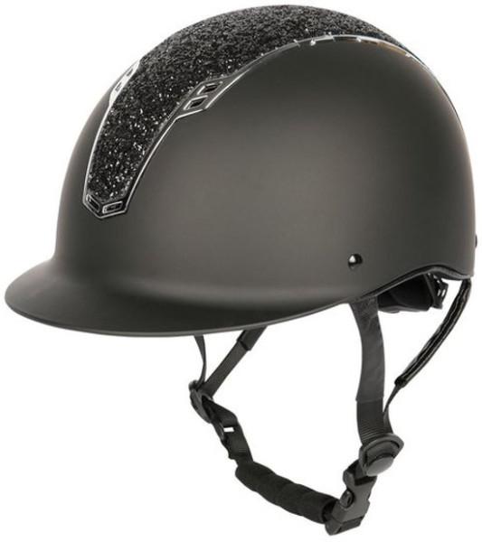 Harry's Horse veiligheidscap Centaur NXT zwart/zilver